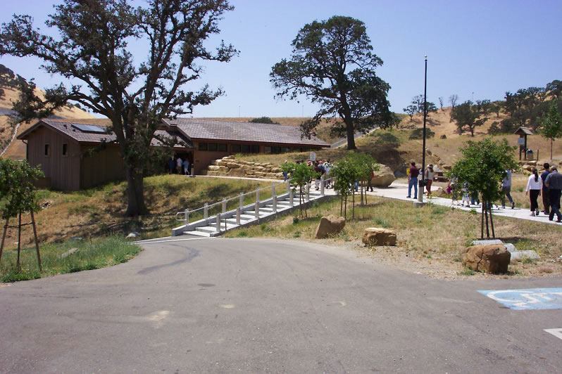 Los Vaqueros Interpretive Center