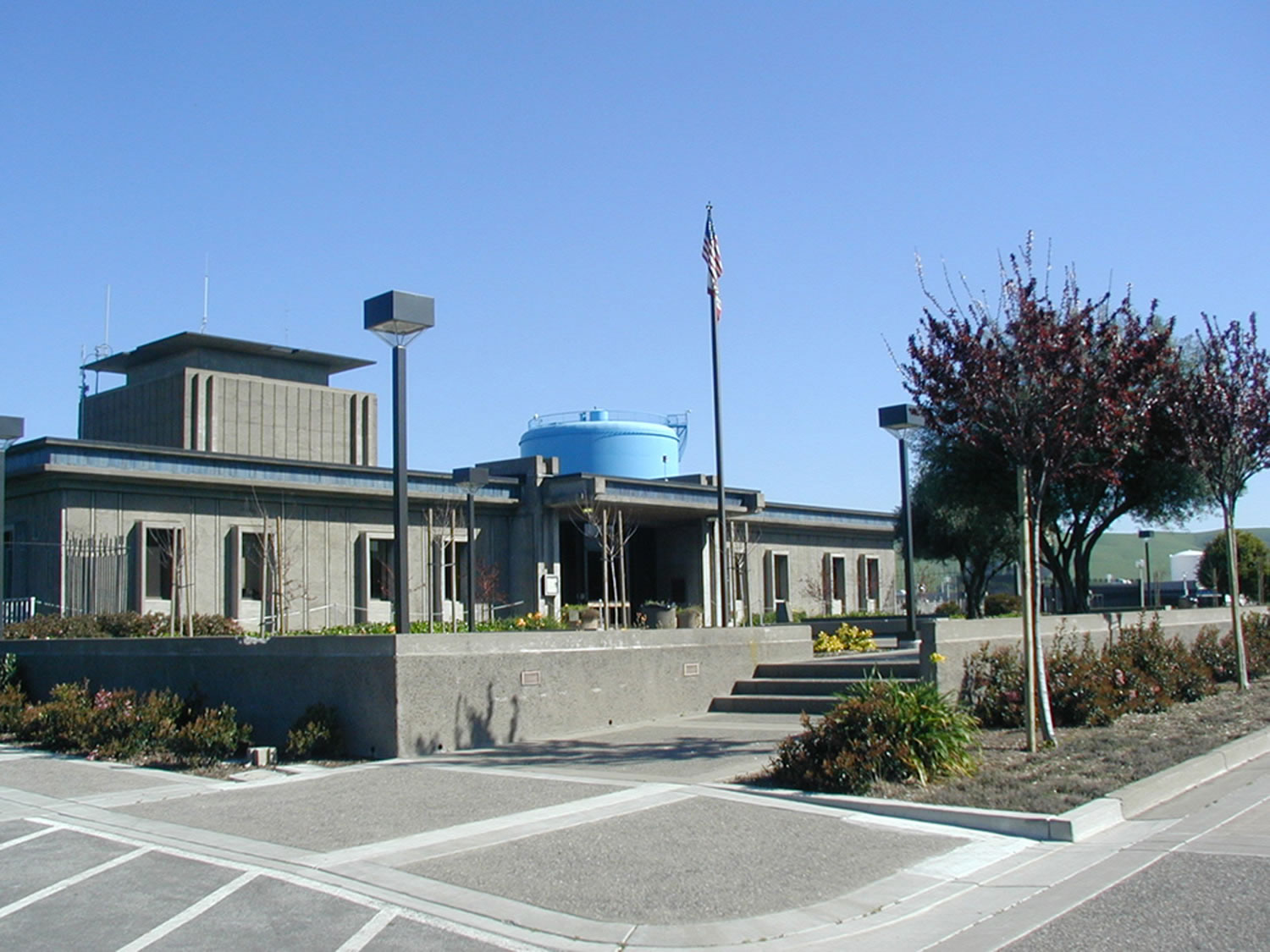 Ralph D. Bollman Water Treatment Plant