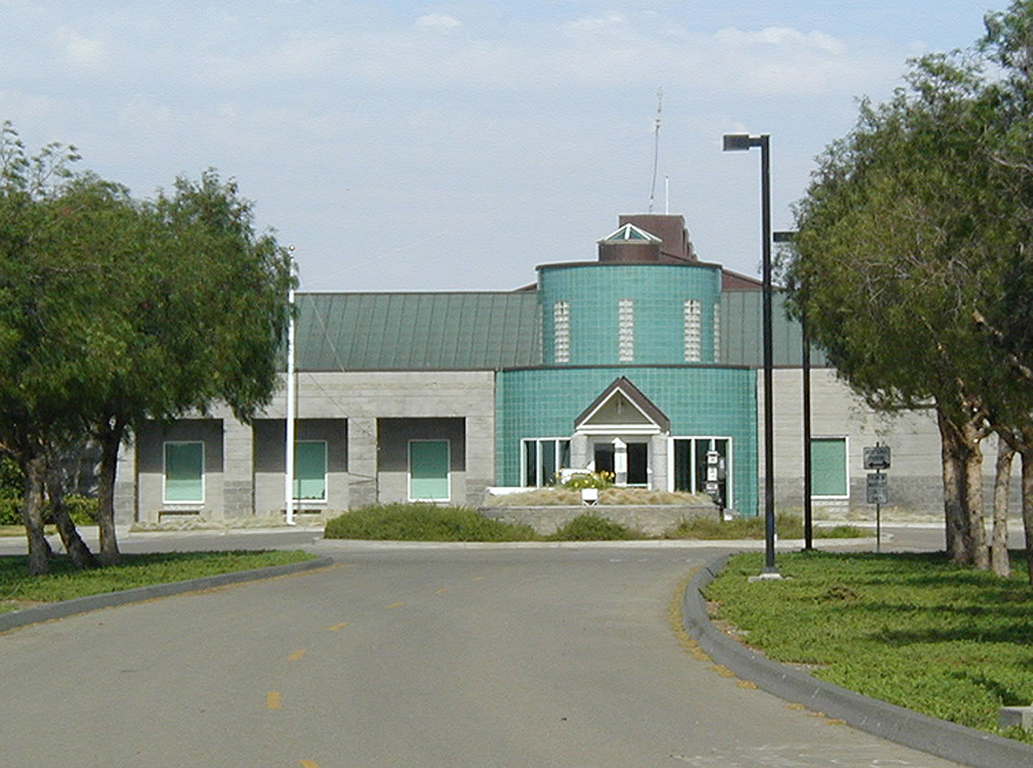 Randall-Bold Water Treatment Plant
