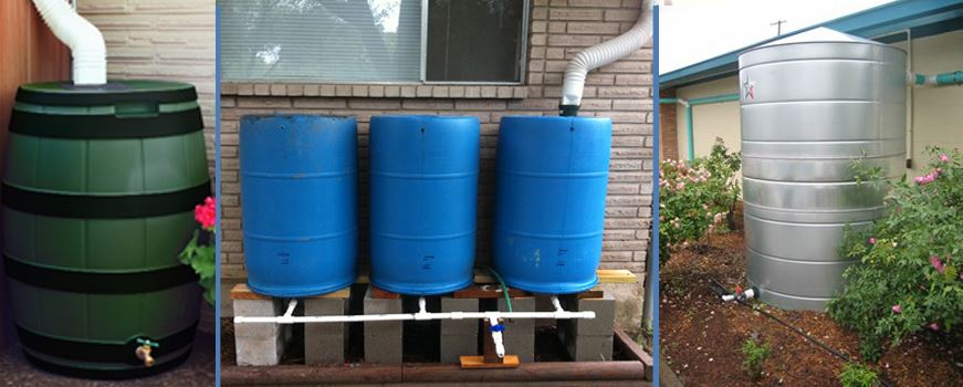 Rainwater Harvesting 101 | Contra Costa Water District, CA