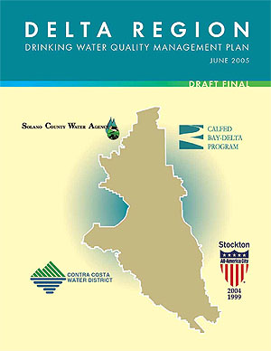 Delta Region Water Quality Management Plan Cover