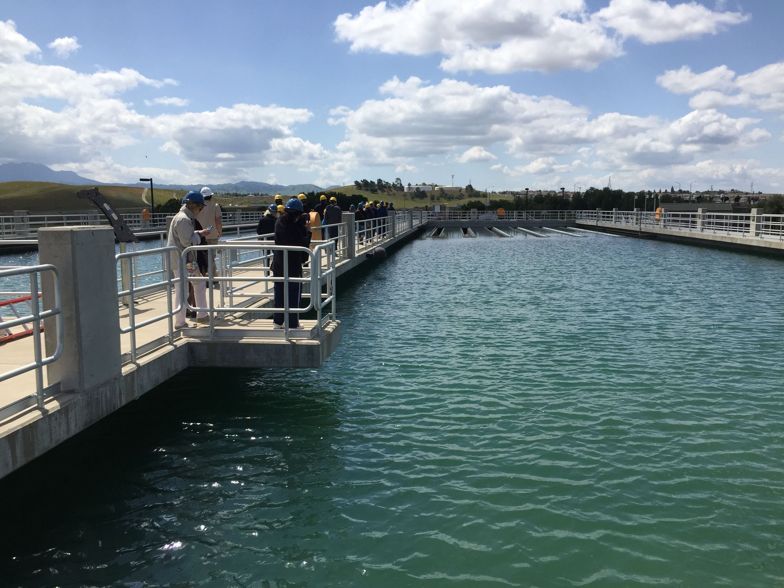 Randall-Bold Water Treatment Plant - Public Tour