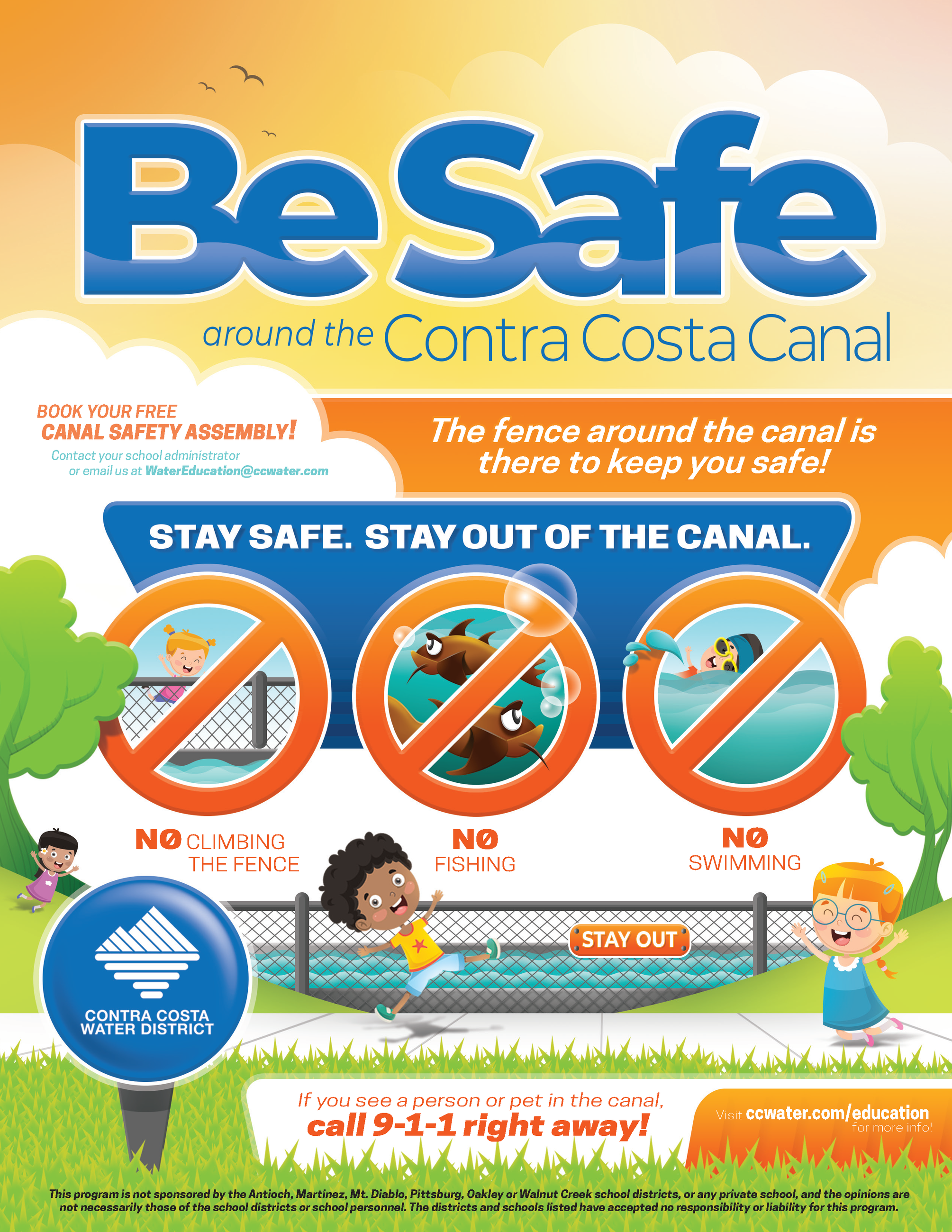 Canal Safety