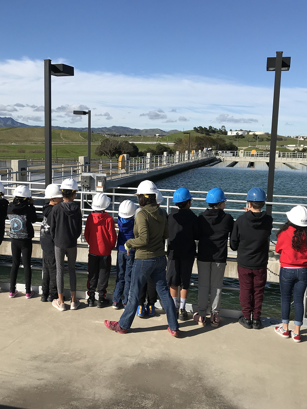 Water Treatment Plant Tour WEP